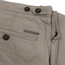 Load image into Gallery viewer, Burberry Brit Cotton Pants Size 34L - Taupe