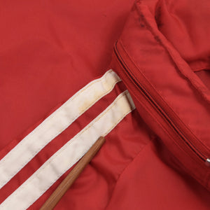 Vintage '80s Adidas Nylon Jogging/Warm Up Suit Size 46/XS - Red