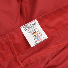Load image into Gallery viewer, Vintage '80s Adidas Nylon Jogging/Warm Up Suit Size 46/XS - Red