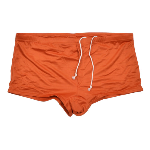 Vintage Bleyle Swim Shorts Size 9 - Orange