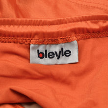 Load image into Gallery viewer, Vintage Bleyle Swim Shorts Size 9 - Orange