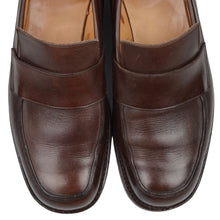 Load image into Gallery viewer, Ludwig Reiter Loafer Shoes Size 7.5 - Brown