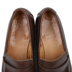 Ludwig Reiter Loafer Shoes Size 7.5 - Brown