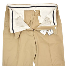 Load image into Gallery viewer, Burberry London Cotton Pants Size 54 - Khaki