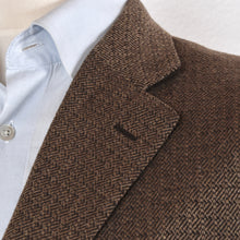 Load image into Gallery viewer, Ermenegildo Zegna Pure Cashmere Jacket - Brown