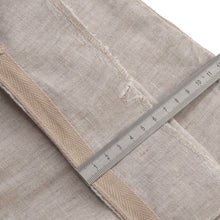 Load image into Gallery viewer, Canali Linen Pants Size 58 - Stone/Sand