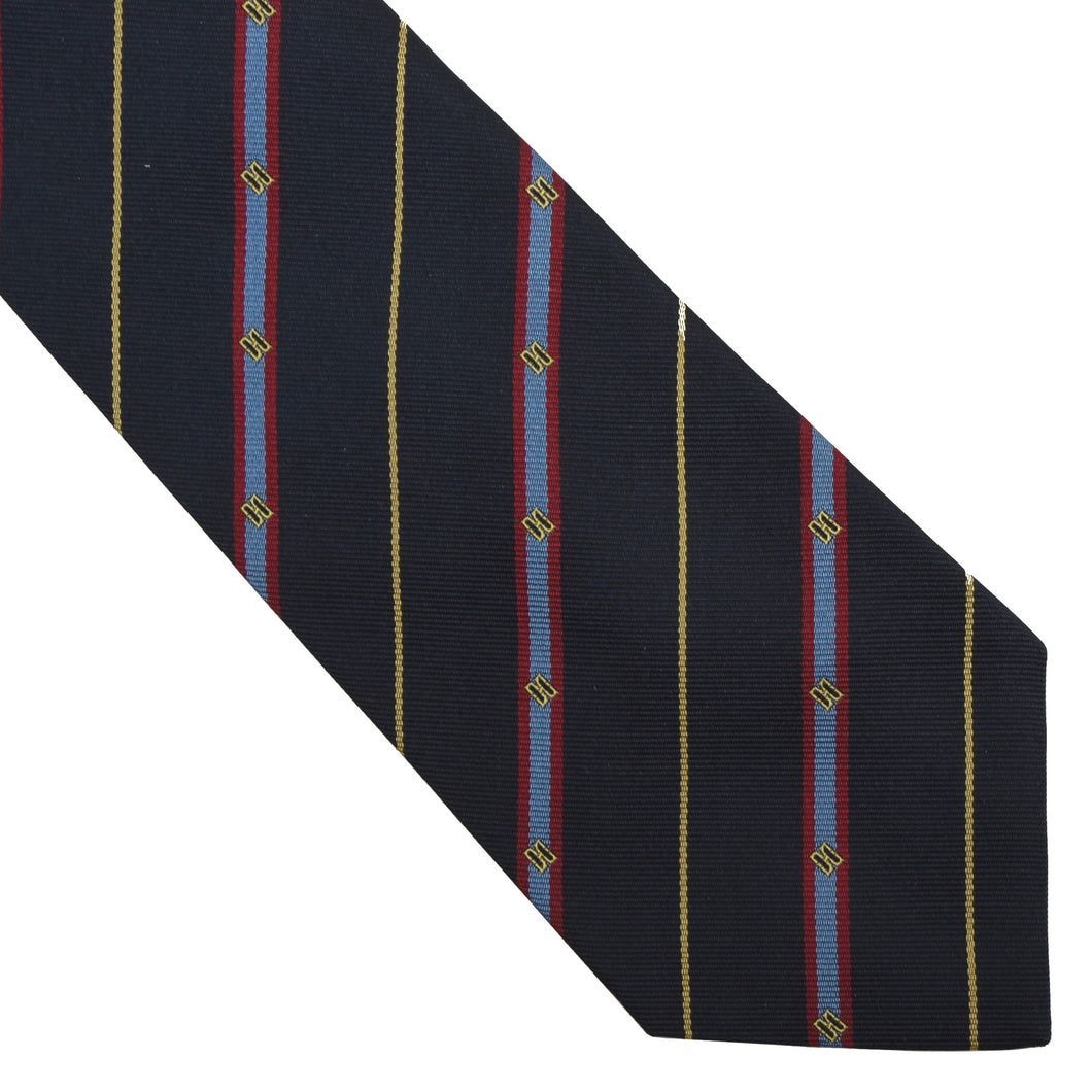 DAKS London Silk Tie - Stripes
