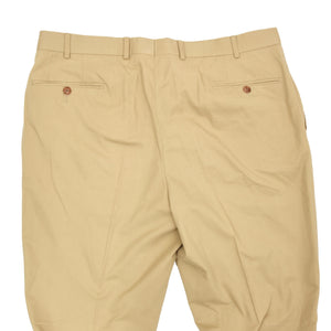 Burberry London Cotton Pants Size 54 - Khaki