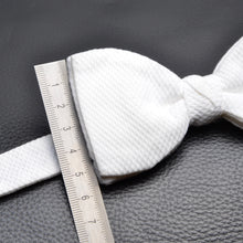 Load image into Gallery viewer, Ede & Ravenscroft Formal Bow Tie - White