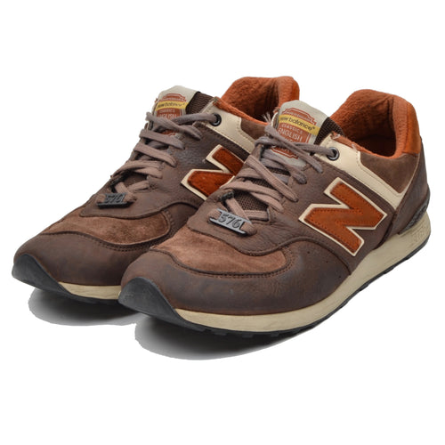 New Balance 576 Shoes Size 10.5D - English Breakfast Tea