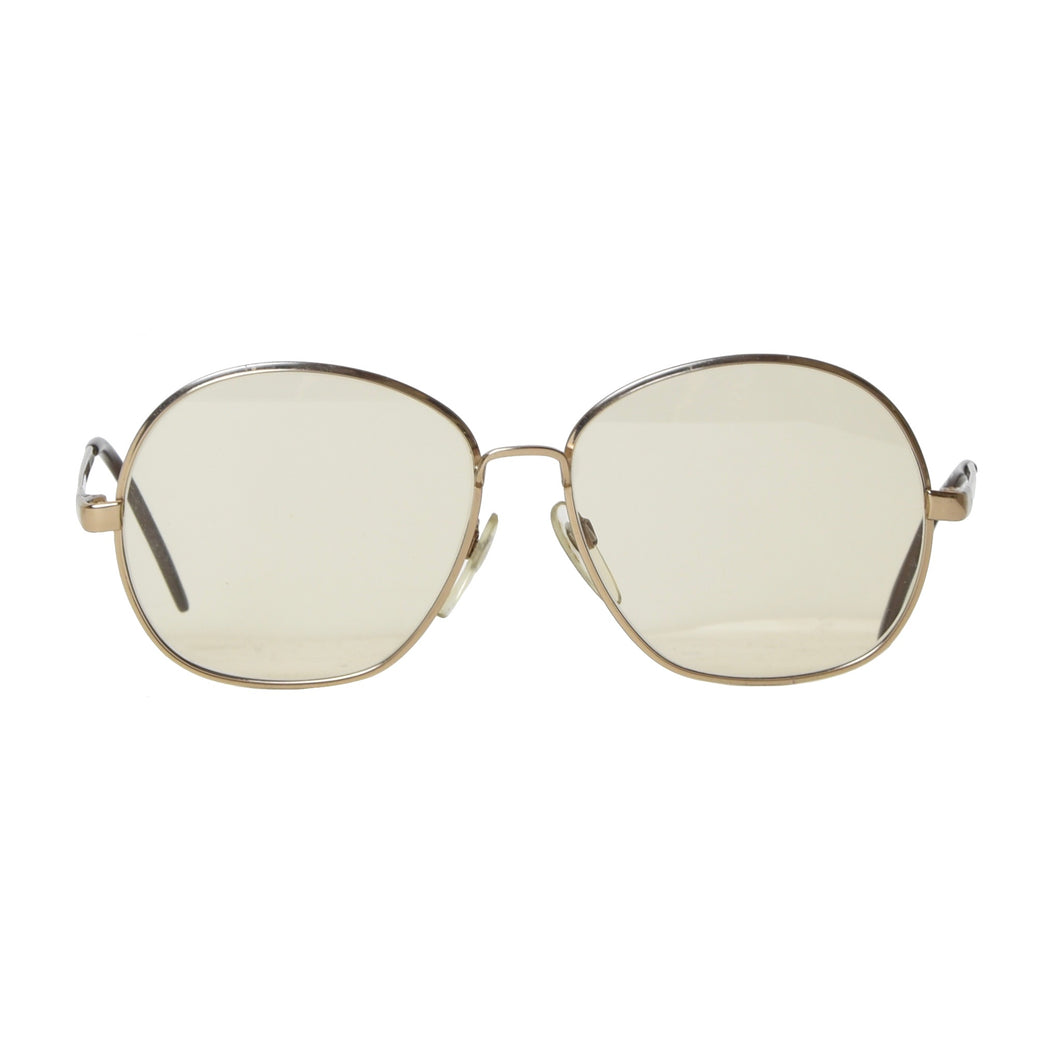 Vintage Zeiss 9187 Sunglasses - Gold