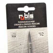 Load image into Gallery viewer, Rubis Switzerland Pedicure Scissors 11 cm