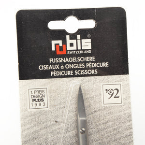 Rubis Switzerland Pedicure Scissors 11 cm
