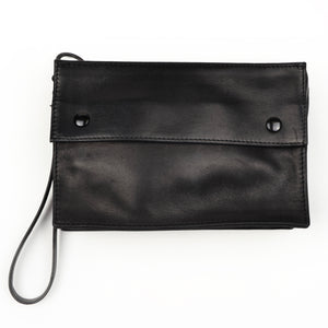 Longchamp Paris Small Travel Bag/Pouch - Black