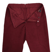 Load image into Gallery viewer, Knize Wien Corduroy Pants Size 54 - Red