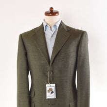 Load image into Gallery viewer, Ermenegildo Zegna Cashmere Jacket - Green Check