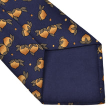 Load image into Gallery viewer, Hermès Paris Silk Tie 7534 IA - Navy