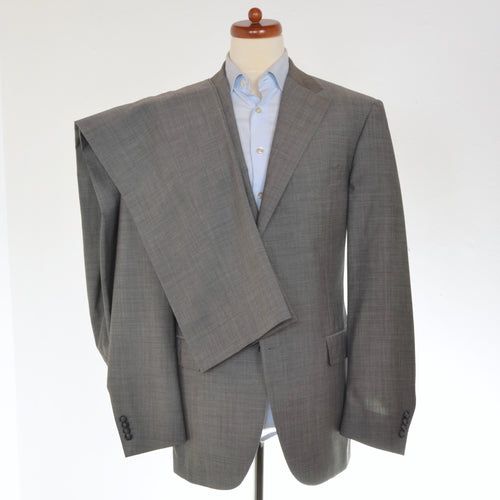 Corneliani Wool/Mohair Suit Size 56 - Light Grey