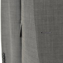 Load image into Gallery viewer, Corneliani Wool/Mohair Suit Size 56 - Light Grey