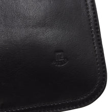 Load image into Gallery viewer, Pielle Leather Briefcase/Document Holder - Black