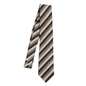 SuitSupply Slubby Silk Tie - Stripes