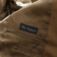 Load image into Gallery viewer, Ermenegildo Zegna Cashmere Jacket - Gold/Camel