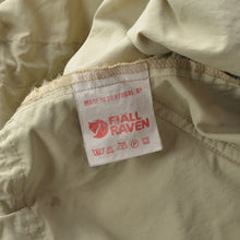 Load image into Gallery viewer, Fjällräven Casual Lightweight Hiking Jacket Size M - Beige