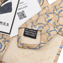 Load image into Gallery viewer, Pierre Balmain Silk Tie - Champagne