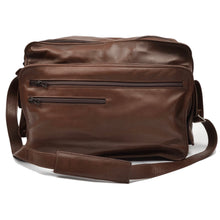 Load image into Gallery viewer, Longchamp Paris Shoulder Travel Bag - Brown