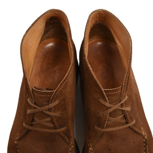 Tod's Boots Size 8.5 - Tobacco Brown