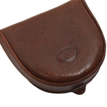 Load image into Gallery viewer, The Bridge Leather Coin Wallet - Brown