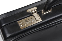 Load image into Gallery viewer, Offermann Flyer Leather Expandable Business Briefcase - Black