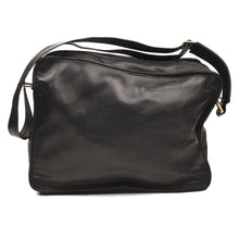 Load image into Gallery viewer, Longchamp Paris Shoulder Travel Bag - Black