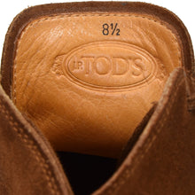 Load image into Gallery viewer, Tod's Boots Size 8.5 - Tobacco Brown