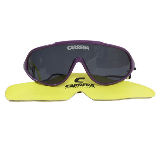 Carrera Mod. 5430 Sunglasses/Shield - Purple/Yellow