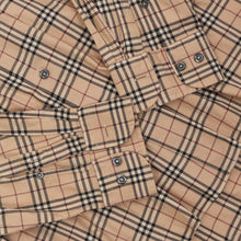 Load image into Gallery viewer, Burberry London Shirt Size 38 - Novacheck
