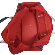 Load image into Gallery viewer, Vintage Adidas Nylon Gym Bag - Red