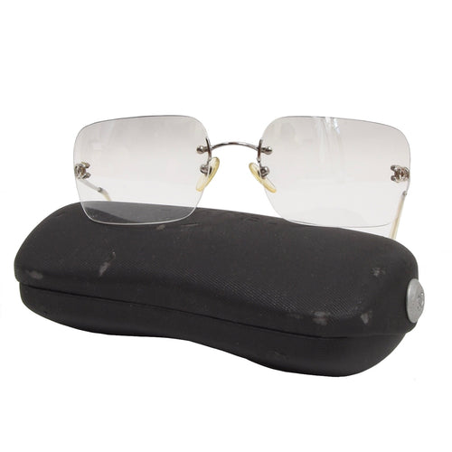 Vintage Chanel Sunglasses 4017 - Transparent