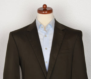 Prada Milano Cotton Jacket Size 54 SLIM - Brown