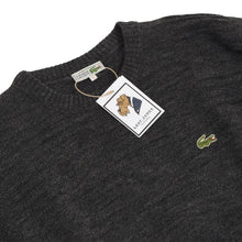 Load image into Gallery viewer, Vintage Lacoste Sweater Size 5 - Grey