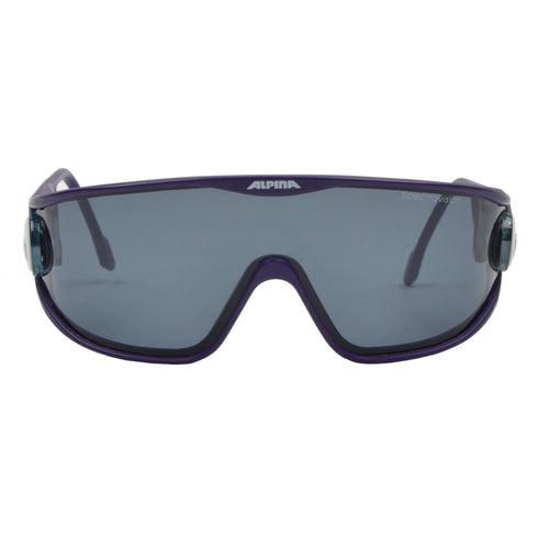 Alpina Swing Shield Sunglasses - Purple
