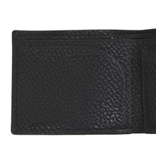 Load image into Gallery viewer, F. Schulz Wien Leather Wallet/Billfold - Black