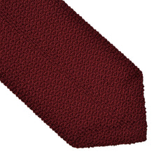 Load image into Gallery viewer, Land's End Silk Knit Tie - Red