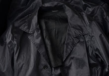 Load image into Gallery viewer, Vintage Versace V2 Classic Mac/Trench Size 48 - Black