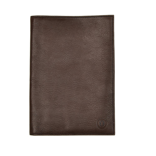 Goldpfeil Travel Wallet - Brown
