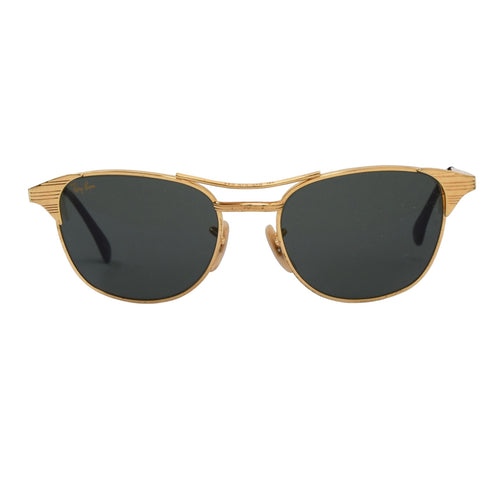 Bausch & Lomb Ray-Ban Signet Sunglasses - Gold