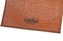 Load image into Gallery viewer, Goldpfeil Caraciolla Leather Money Clip - Tan