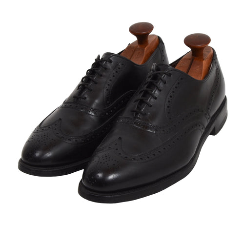 Allen Edmonds Chester Shoes Size 8.5 D - Black