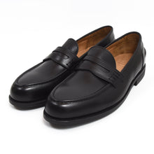 Load image into Gallery viewer, NEW Ludwig Reiter Leisure Class Loafers Size 10.5 - Black