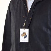 Load image into Gallery viewer, Ermenegildo Zegna Linen/Cotton Oversized Jacket Size M - Navy